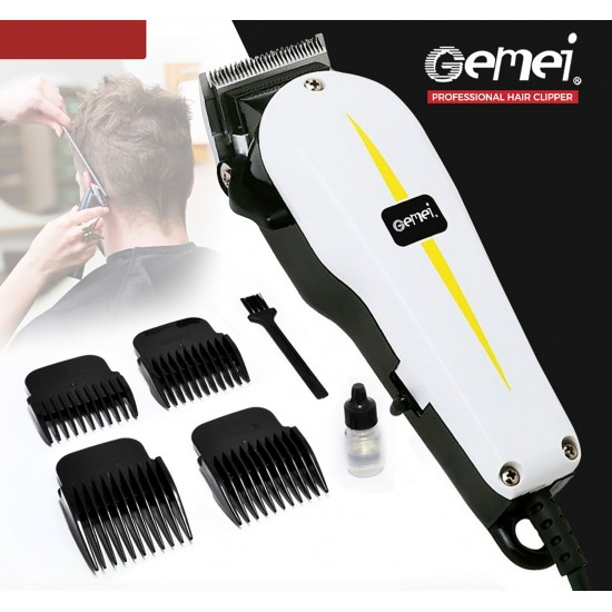 Gemei GM-1017 Professional Electric Hair Clipper