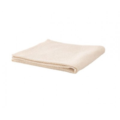 LEJAREN Bath towel, natural 55x120 cm