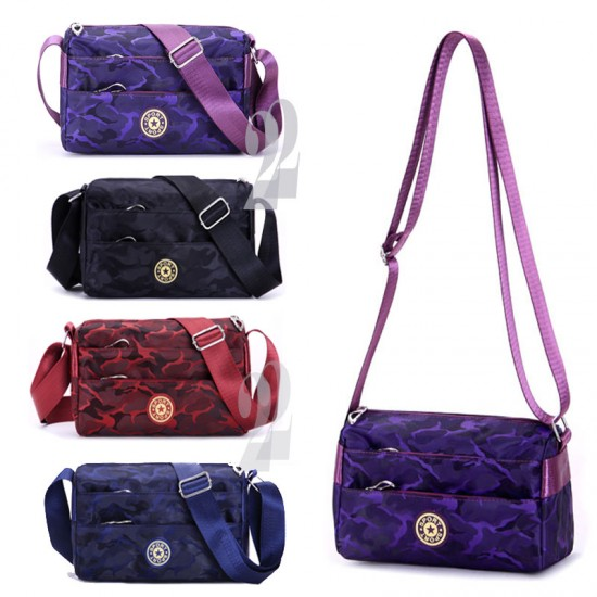 Stylish Nylon Waterproof Women Sling Bag