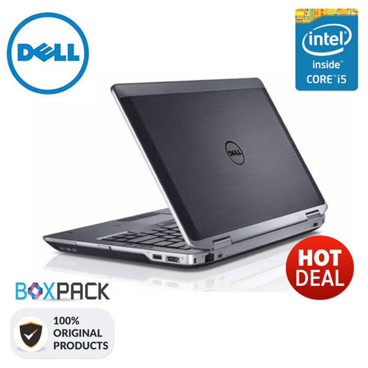 DELL LATITUDE E6430 (CORE I5 V-PRO) SUPERDUTY PERFORMANCE LAPTOP