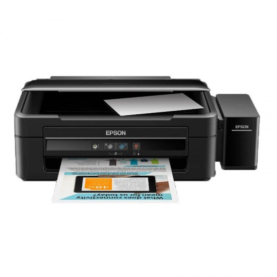 Epson L360 Inkjet Printer Ink Tank Printer Print, Copy And Scan Original 2 Years Warranty