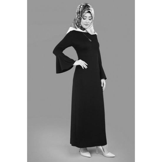 Crowny Jubah Fashion Women Latest Style