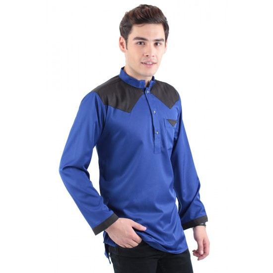 KM Grand Kurta / Male Shirt / Baju Raya Lelaki / Men Top