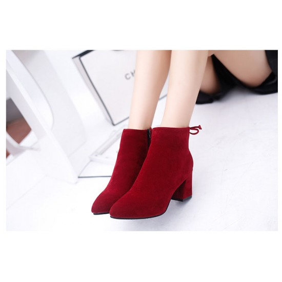 high heels Boots Womens Shoes