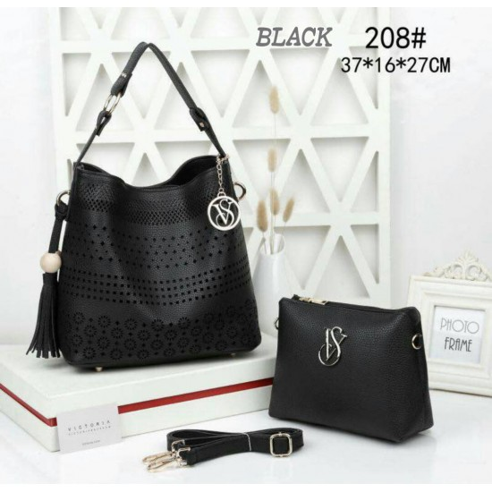 Vectoria Secrets Women Black Bag