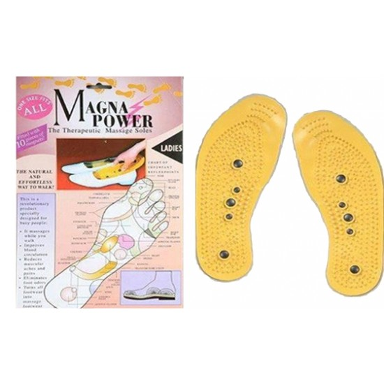Magna Power Magnetic Insoles 1pair